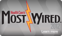 AnMed Health is ranked among the 100 Most Wired hospitals and health systems by Hospitals and Health Networks magazine