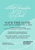 AnMed Health Foundation Events - Camellia Ball