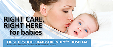 AnMed | RCRH Baby Friendly 140709