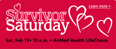 AnMed | Survivor Saturday 2016 - H&V