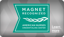 AnMed Health is recognized as part of the American Nurses Credentialing Center's (ANCC) Magnet Recognition Program®